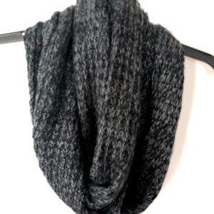 Women's Element Long infinity scarf 🧣 grey black